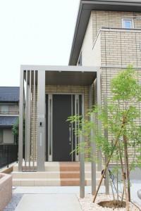 020埼玉県ふじみ野市E様邸玄関