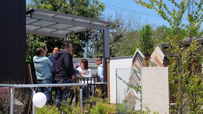 第15弾ミッション春のお庭祭り