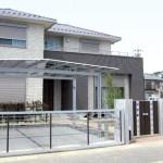 埼玉県北本市 T様邸:門まわり