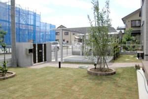 埼玉県北本市 T様邸:シンボルツリーのあるお庭