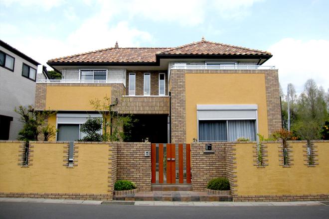 建物の一部のようなエクステリア~埼玉県川口市 T様邸