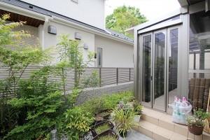 施工事例・リフォーム:ガーデンルーム