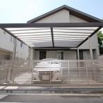 東京都 Y様邸:車庫・カーポート
