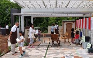 第11弾ミッション初夏のお庭祭り