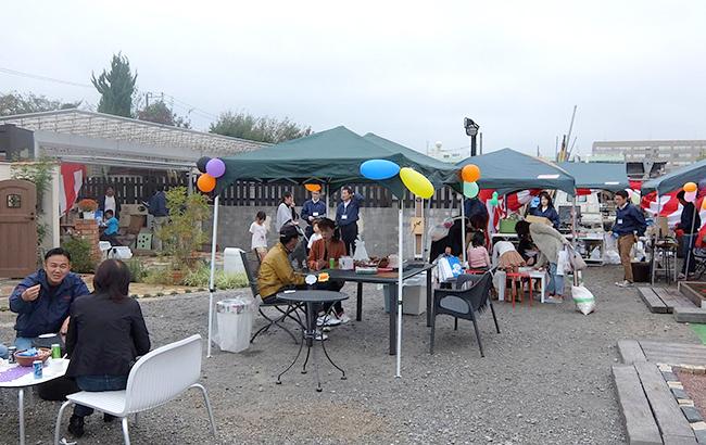 第12弾ミッション秋のお庭祭りにたくさんのご来場ありがとうございました!